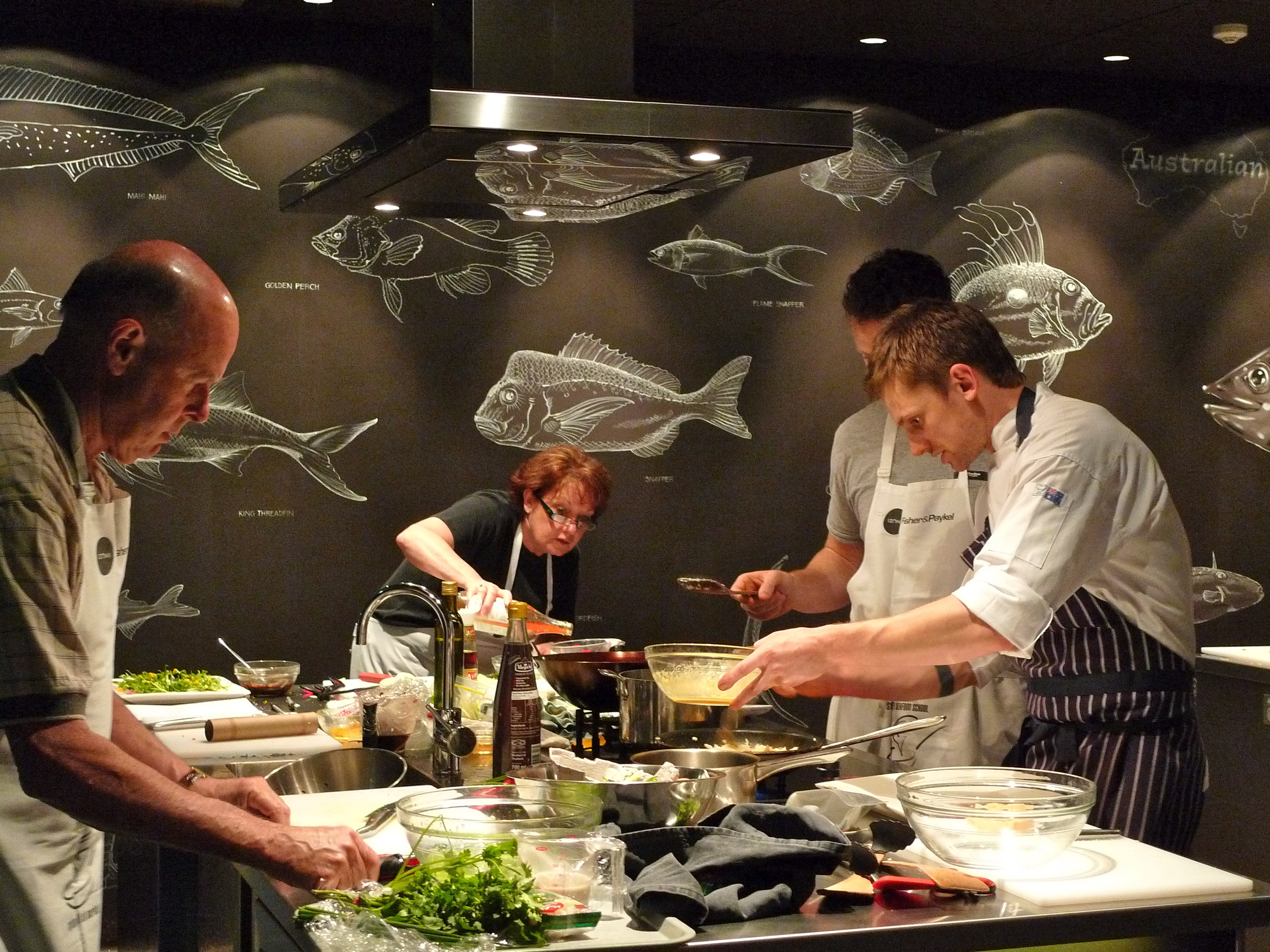 Culinary Arts university of art sydney
